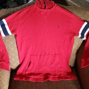 Polo thermal hoodie